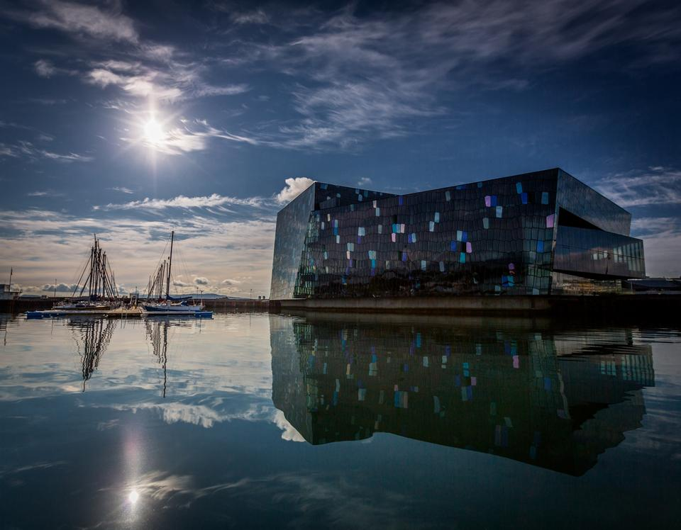 Free Harpa Concert Hall and Conference Centre