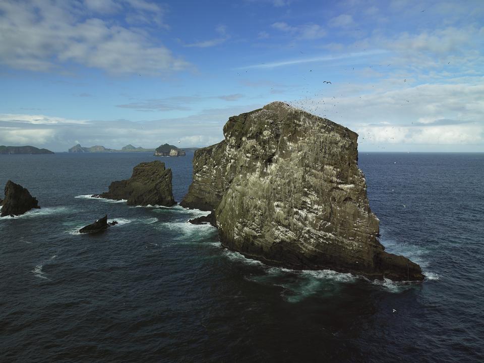 Free Iceland Vestmannaeyjar Sulnasker