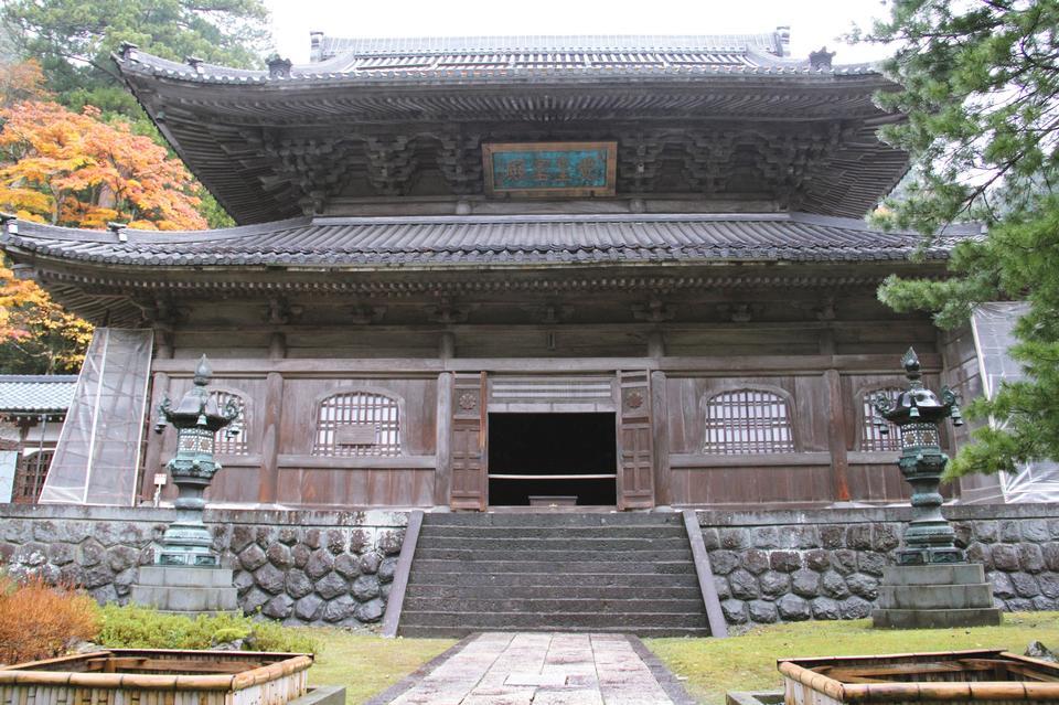 Free Japanese Buddhist Temple Eiheiji Fukui, Japan