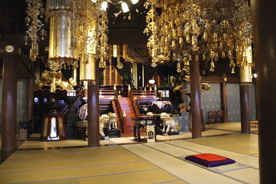 Free Japanese Buddhist Temple Eiheiji