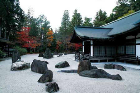 Free Kongobu-ji Temple, Mt. Koya