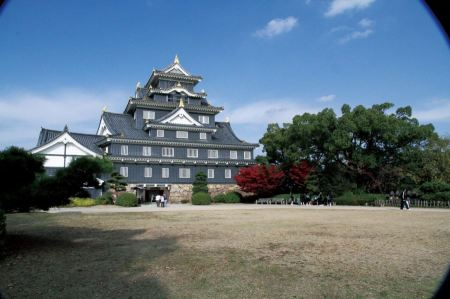 Free Okayama Castle