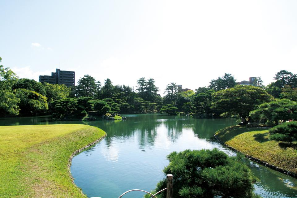 Free Ritsurin Garden - Takamatsu City