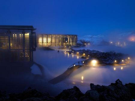 Free The Blue Lagoon Geothermal Bath Resort
