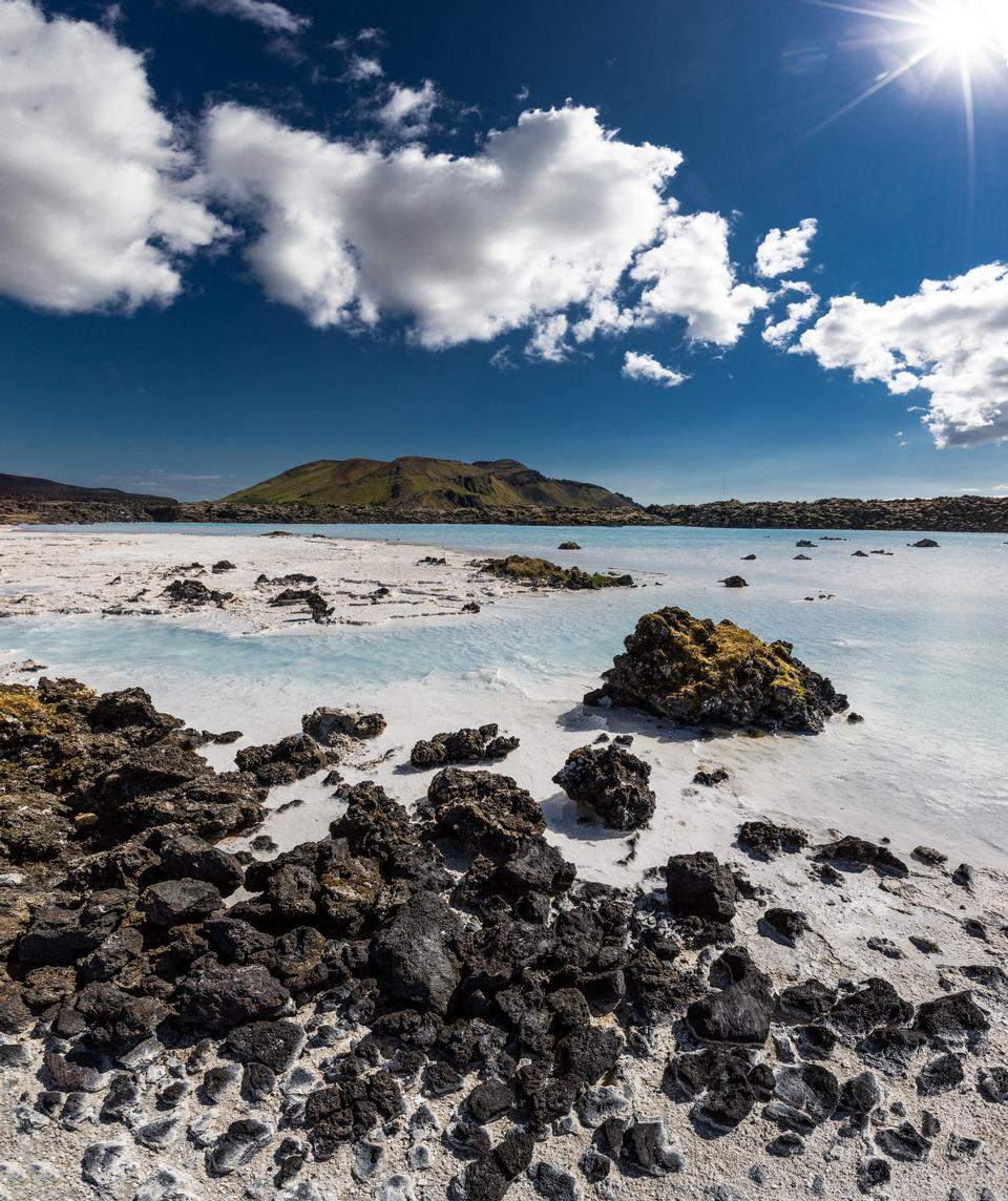Free Blue Lagoon in Iceland in Reykjavik