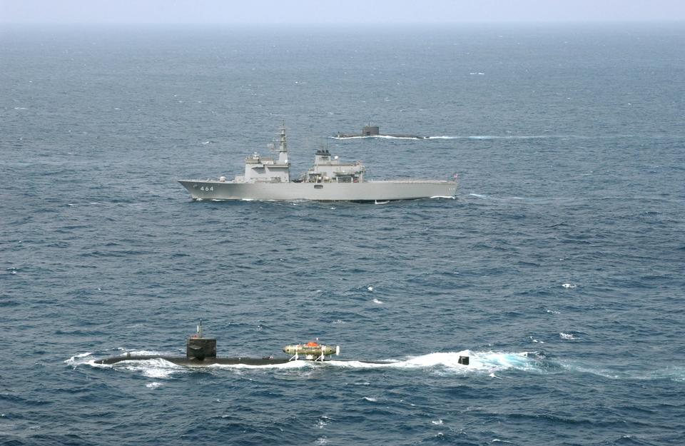 Free The fast attack submarine, USS La Jolla