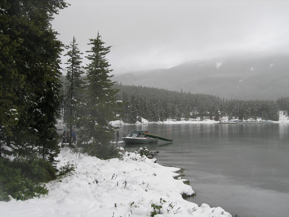 Free Maligne Lake Jasper National Park