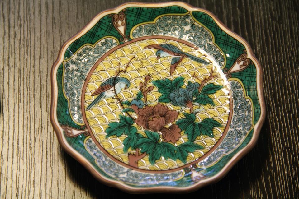 Free Photos: Kutani Japanese porcelain | Japanphoto