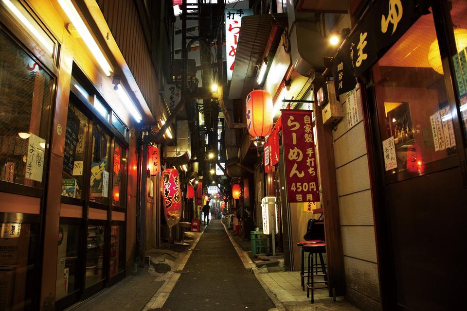 Free Omoide Yokocho Shinjuku Tokyo