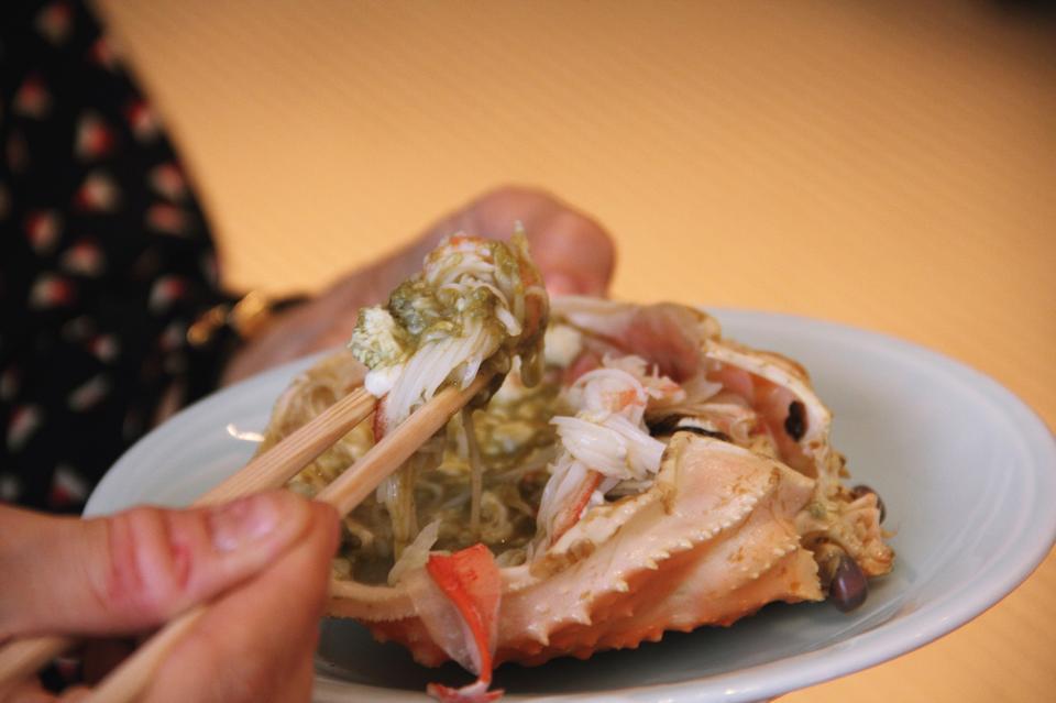 Free Echizen crab Sea food