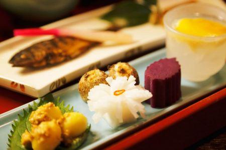 Free Japanese Food