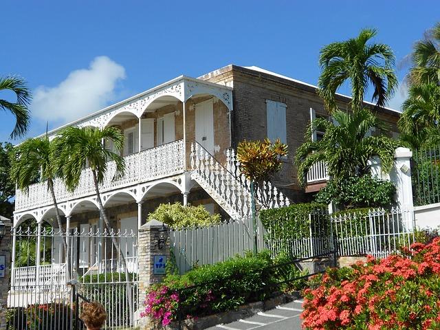 Free st thomas virgin islands villa house home sky