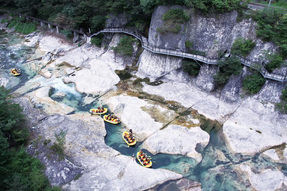 Free Photos: Rafting Canoeing Canyoning at Minakami Gunma | Japanphoto