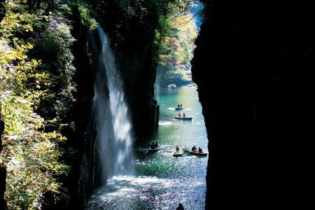 Free Takachiho Gorge in Takachiho Miyazaki-ken