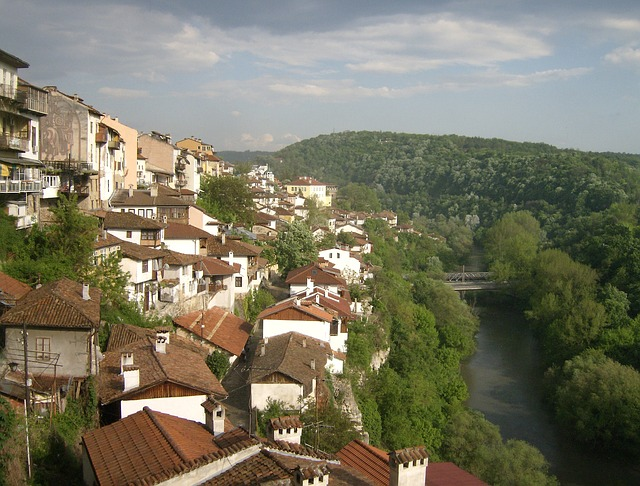 Free Photos: Turnovo bulgaria city town sky clouds urban | David Mark