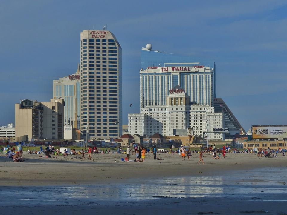 Free Atlantic City Beach