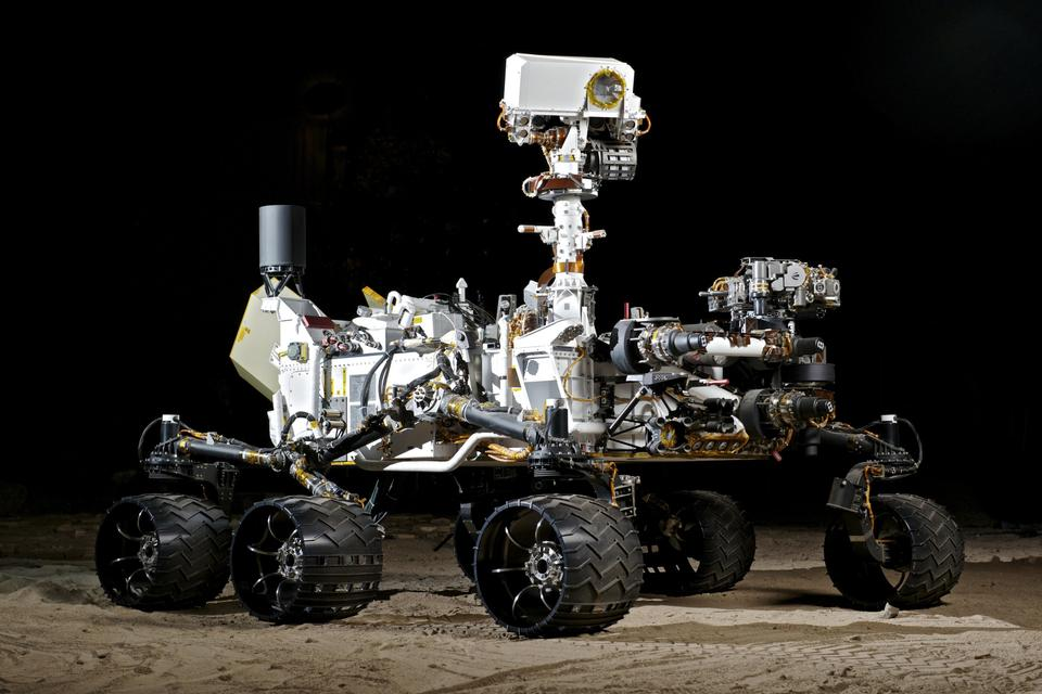 Free NASAs Vehicle System Test Bed Rover