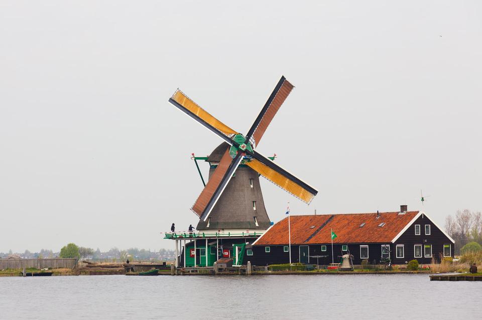 Free Windmills in Netherlands