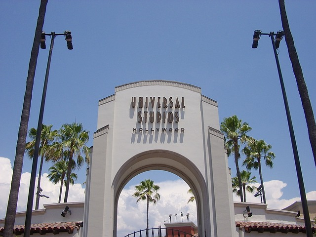 Free universal studios hollywood california entrance