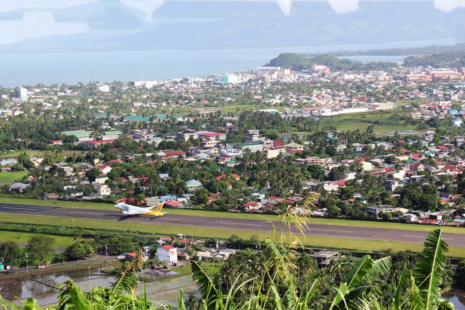 Free Landscape of Legazpi City Philippines