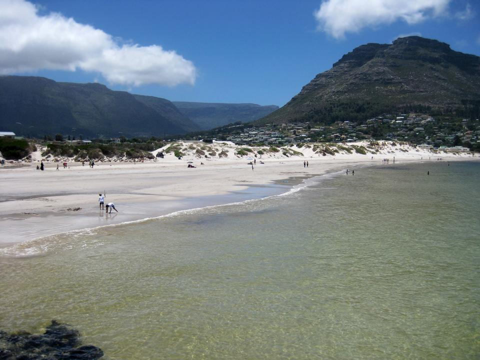Free Hout Bay near Cape Town in South Africa