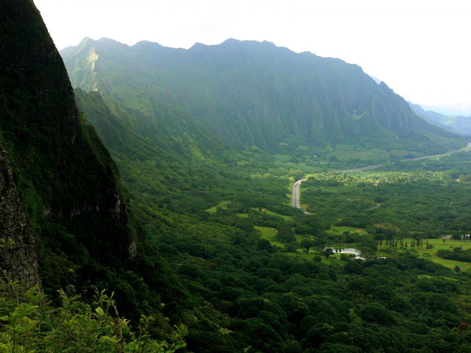 Free Photos: Misty mountains above Kauai, Hawaii | publicdomain