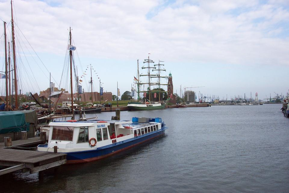 Free Bremerhaven Maritime Museum Germany