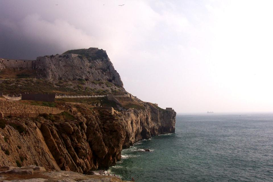 Free Photos: The road to the Rock of Gibraltar | dailyshot