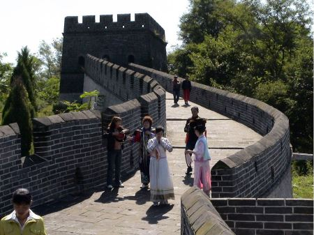 Free The Great Wall of China  Tour
