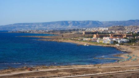Free Paphos City in Cyprus Travel
