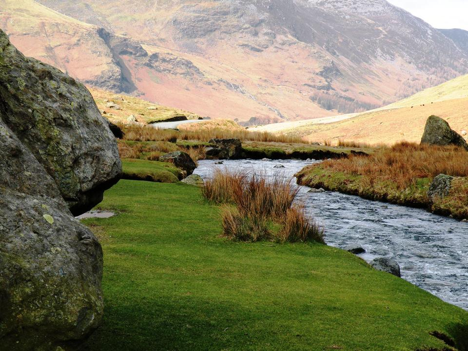 Free Honister Pass in The Lake District Tour