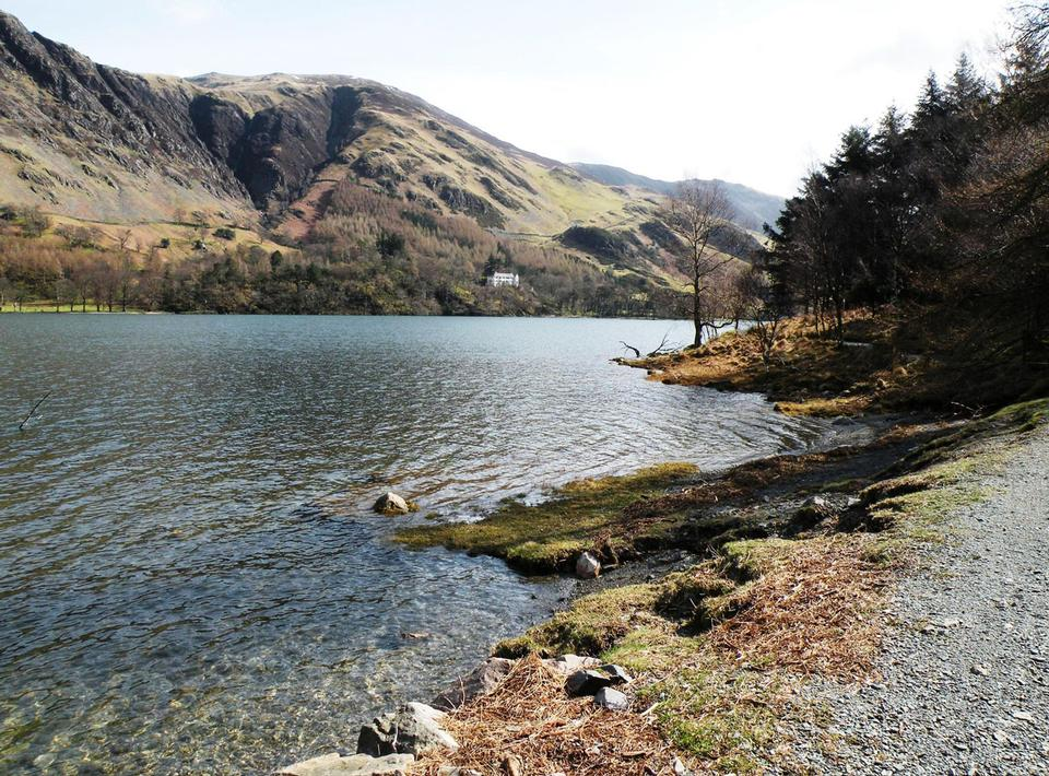 Free Buttermere Lake District North West England