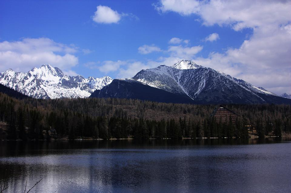 Free Hiking in the Tatra Mountains