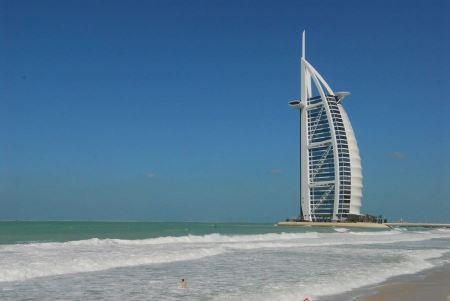 Free Burj Al Arab in Dubai