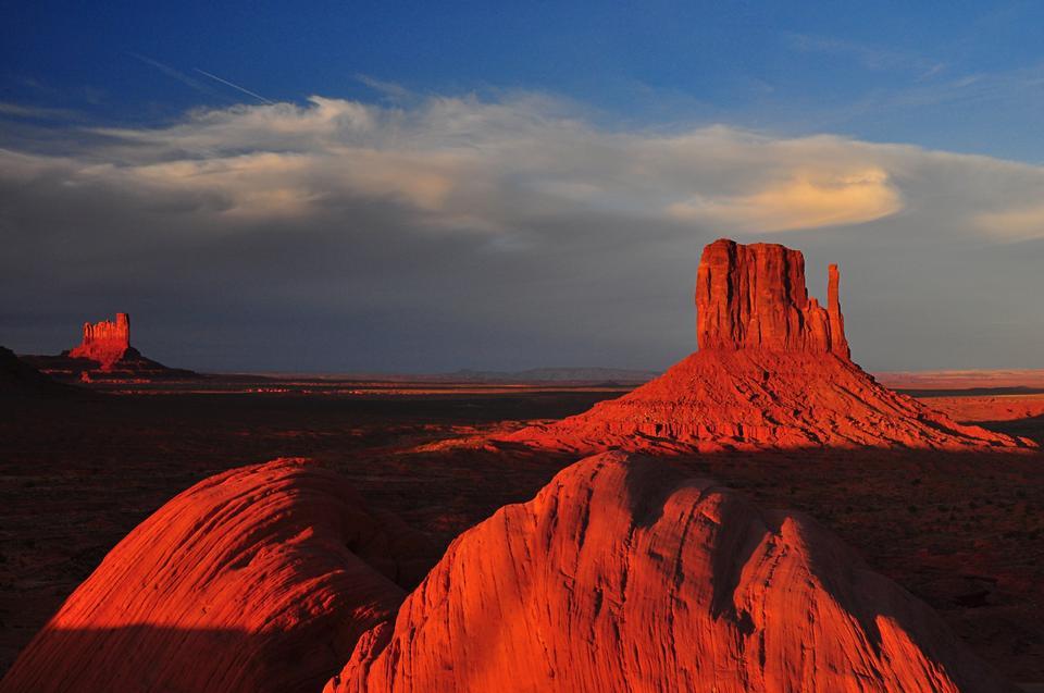 Free Monument Valley Navajo Tribal Park Utah