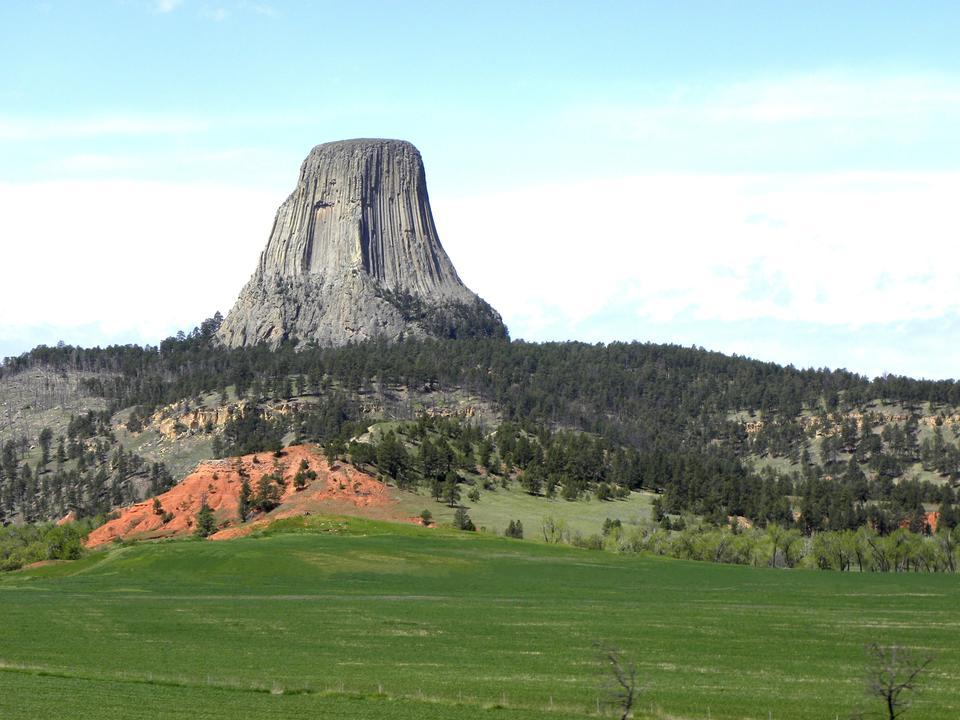 Free Devils Tower Wyoming