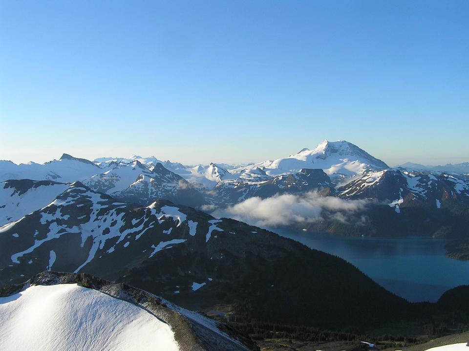 Free Mt Garibaldi and Garibaldi Lake