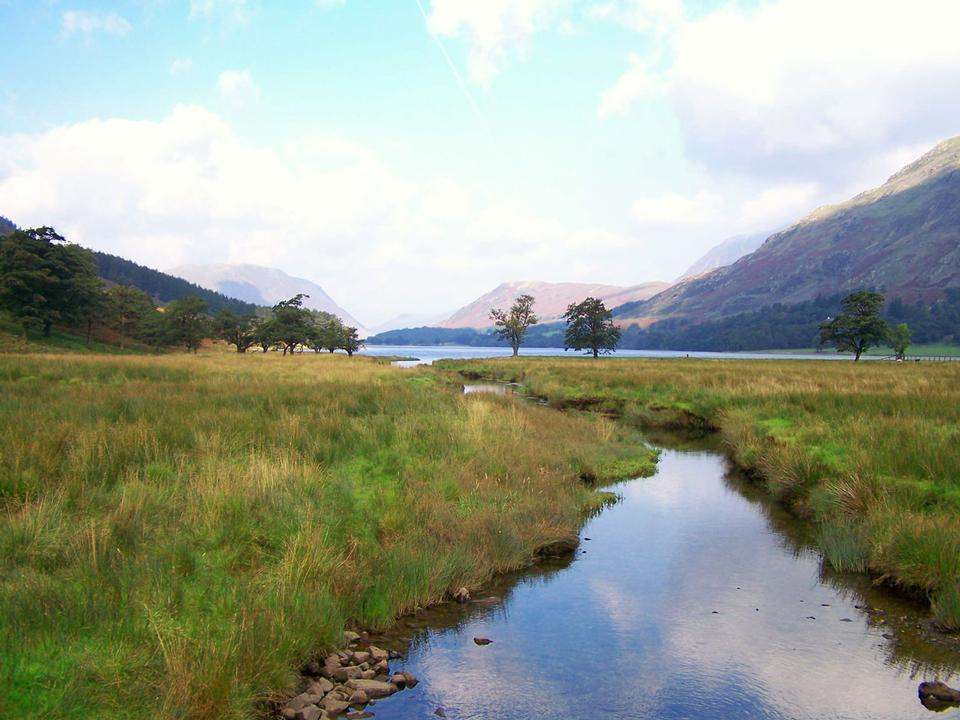 Free Buttermere in The Cumbrian Lake District