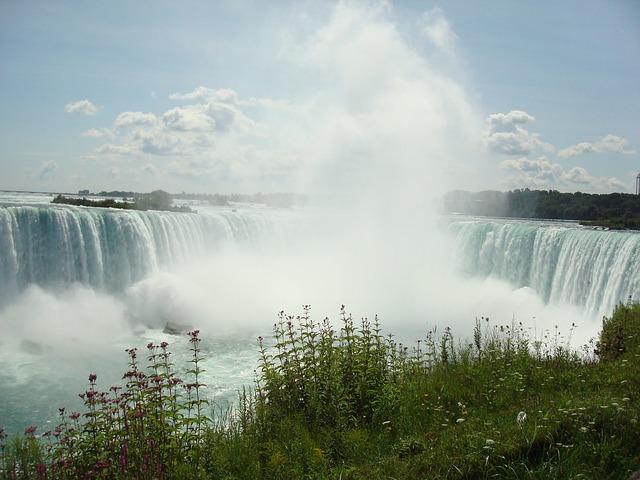 Free niagara waterfall canada