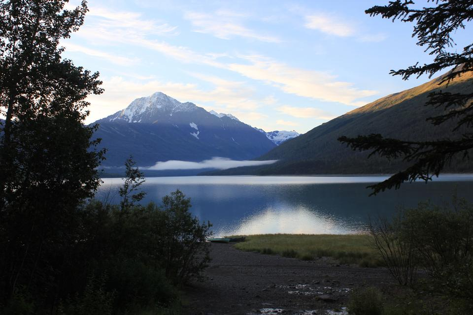 Free Eklutna Lake Anchorage Alaska
