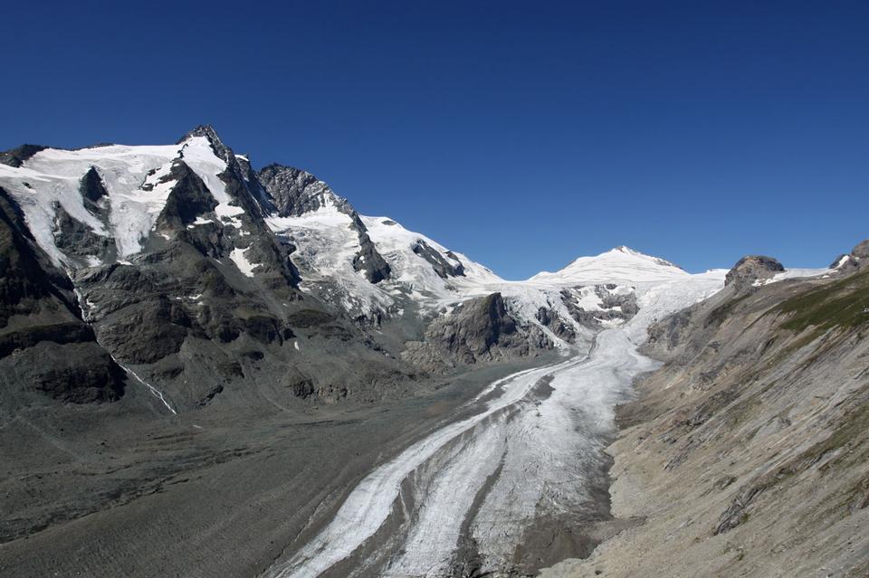 Free Grossglockner in Austrian Alps