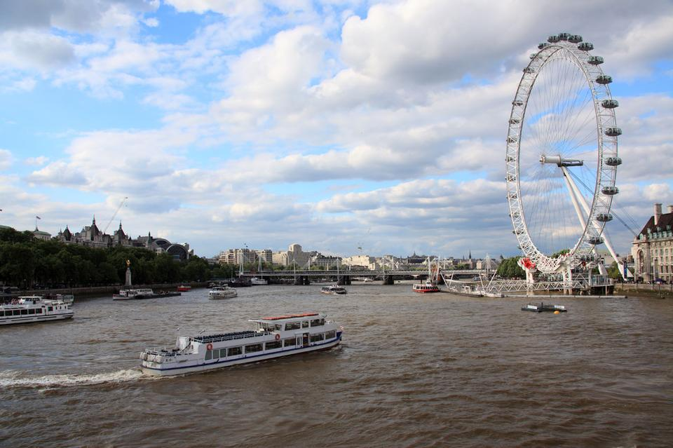 Free London Eye attraction in London