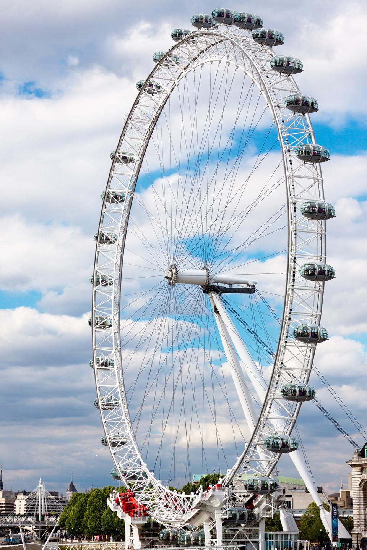 Free London Eye attraction in London
