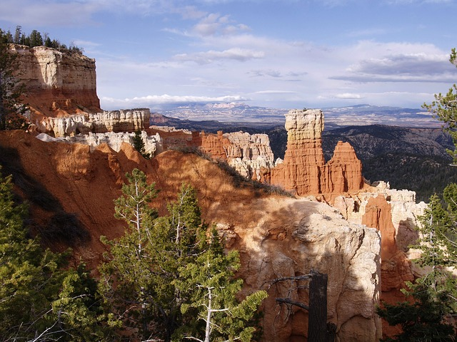 Free bryce canyon utah usa tourist attraction pinnacles