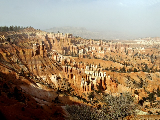 Free bryce canyon national park utah usa erosion