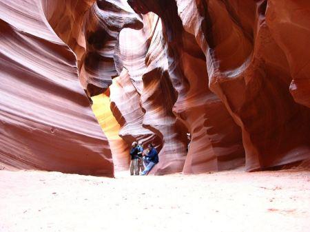 Free Antelope Canyon A slot canyon Arizona Trip