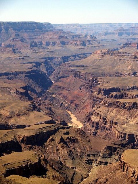 Free grand canyon tourist attraction rocky terrain