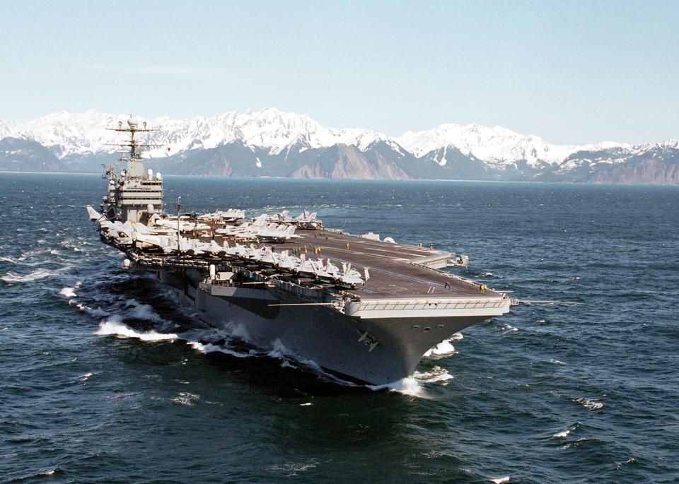 Free USS Abraham Lincoln