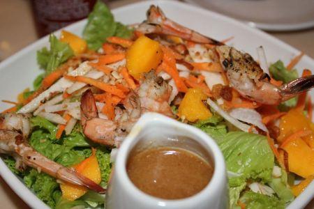 Free Shrimp Salad Appetizer