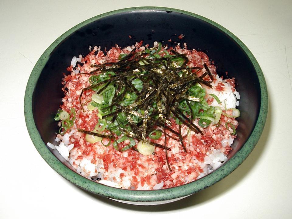 Free Gyutoro donburi - Japanese Food